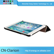 Factory Price Hot New Products Cell Phone Flip Leather Case For iPad Mini 1 2 3 case