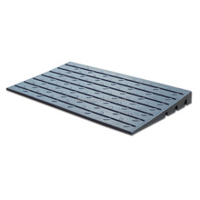 Black Rubber Wheelchair Portable Ramps