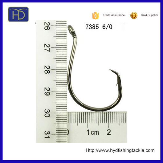 High quality octopus circle stainless steel hooks