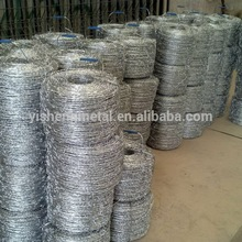 Wholesale barbed wire roll price fence OEM