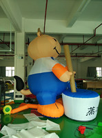 Shenzhen factory Inflatable promotion advertising model, inflatable decoration