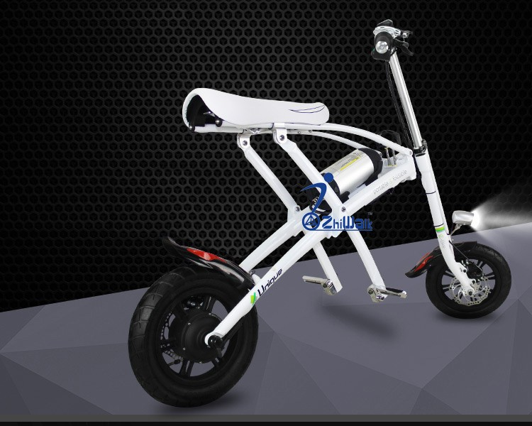 2017 portable foldable electric bike
