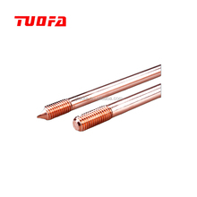 Hot Sell Copper Clad Ground Rod for Electric Power Hardware