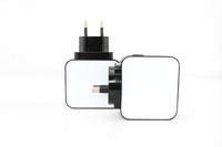 Maufacturer of 3.1A/2.4A usb wall charger, multi usb charger for iphone/Samsung/LG/HTC