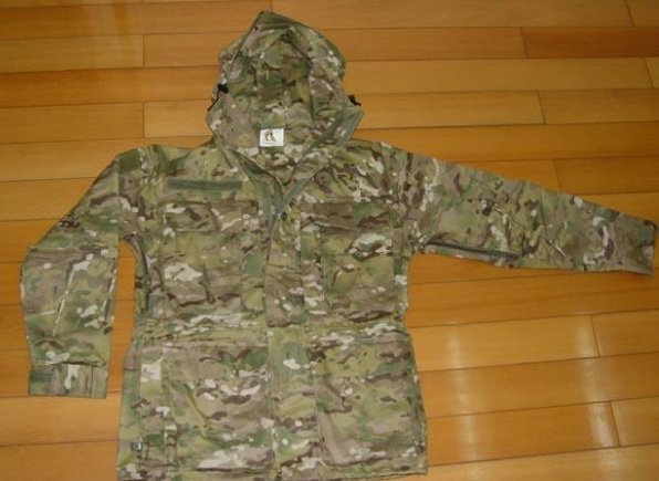 Multicam Recon Sas Smock Jacket