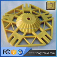 Custom Made Silicone Rubber Plastic Base