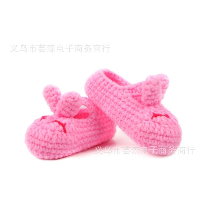 Großhandel kleidung neueste mode mädchen sandalen häkeln stricken ...