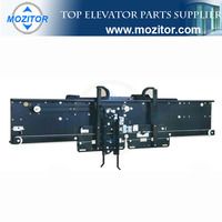 Two Panels Center Opening Car Door Operator | lift car door operator supplier | centre opening door controller