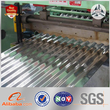 4x8 Sheet Metal Steel Roof Tile Zinc Coated Corrugated Iron Plate for Wholesales Roofing Sheet