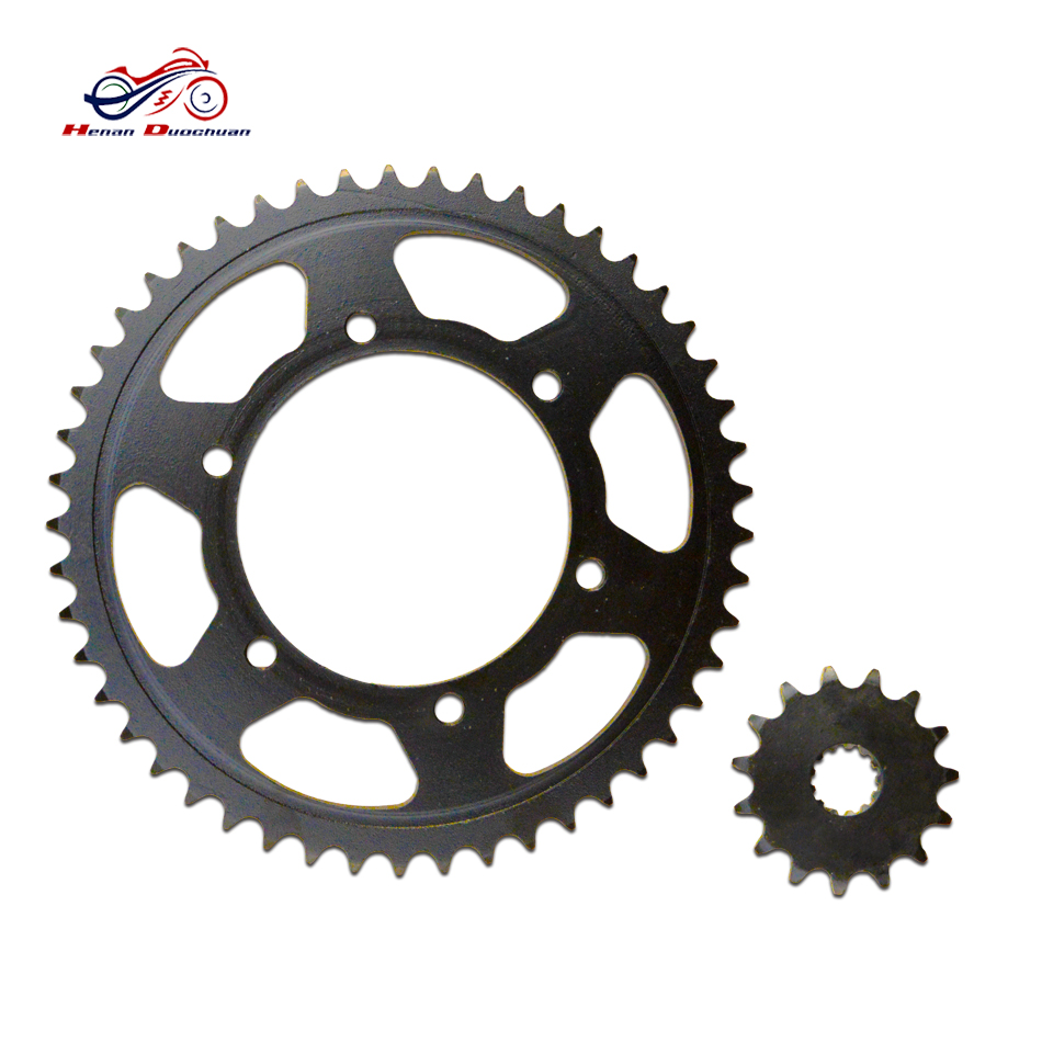 Customize Super Quality ZZR400 Industrial Sprocket Roller Chain Motorcycle Chain and Sprocket,Motorcycle Sprocket Wheel Parts