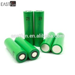 Authentic Sony vct4 18650 battery green with Wholesale Price