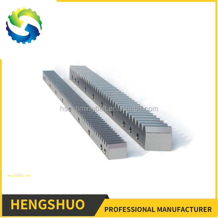 2017 HENGSHUO hot rolled low carbon tooth shape flat bars