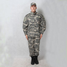 ACU US army Jacket Pants Universal Camo Army Combat Uniform For Sale