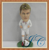 Hot Sale Wholesale Custom Printed Sports Star Bobble Head Dolls For Promotion Gift