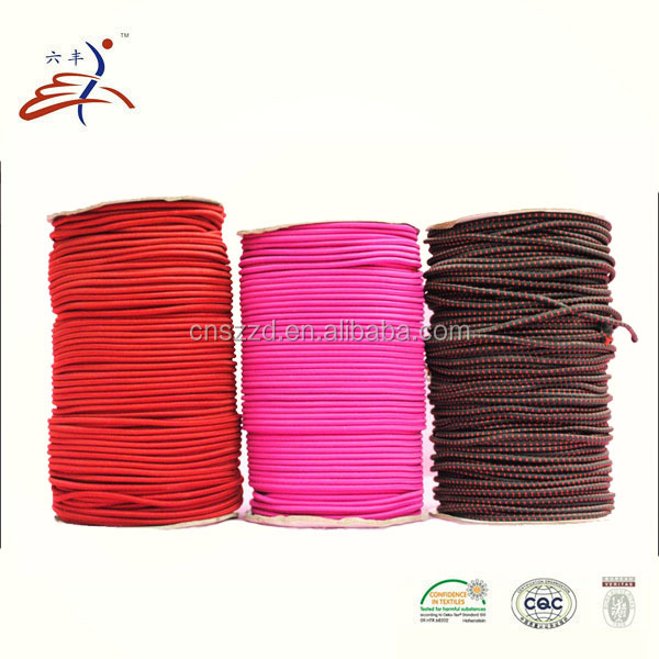 spiral elastic rubber cord