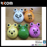mini usb animal shaped mouse,usb animal mouse,mini panda mouse--Shenzhen Ricom