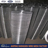 Best selling electro/hot dipped galvanized welded wire mesh fencing