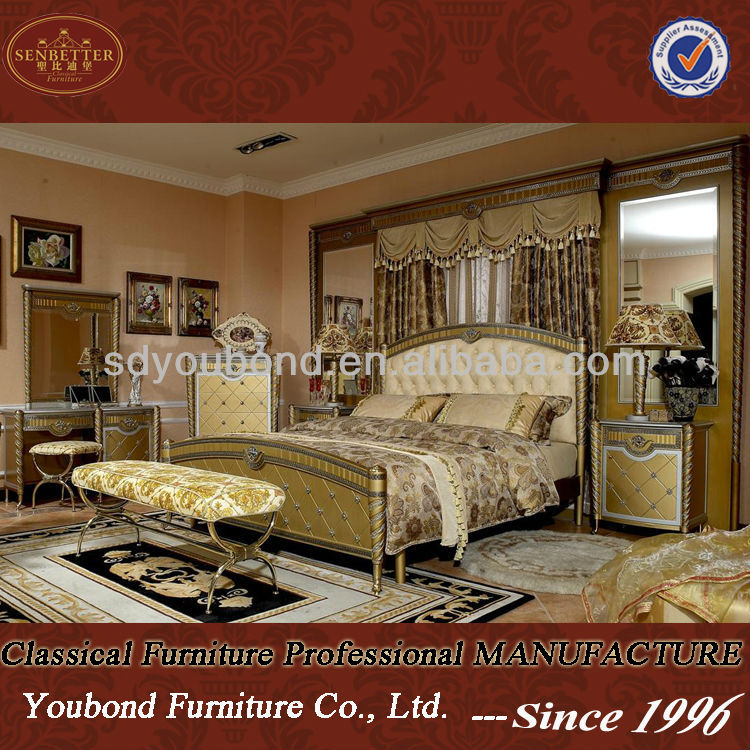0016 Italian Classic Bedroom Set Royal Classic Furniture,Classic ...