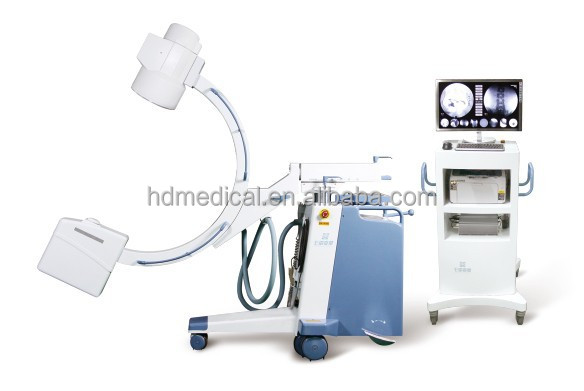 high frequency medical mobile C-arm X-ray machine mini C-arm image intensifier