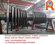 POWER PLANT STEAM TURBINE