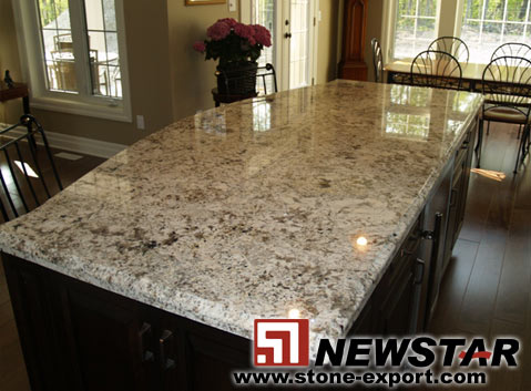 River White Granite Kitchen Countertops Granite Work Bar Tops