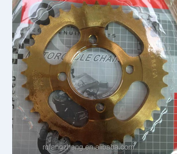 China Professional Motor Cycle Sprocket Factory, OEM Service Offered