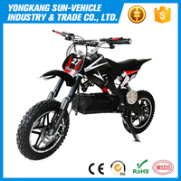 Optional Enduro Wheelset Performance 800W 36V Electric Dirt Bike
