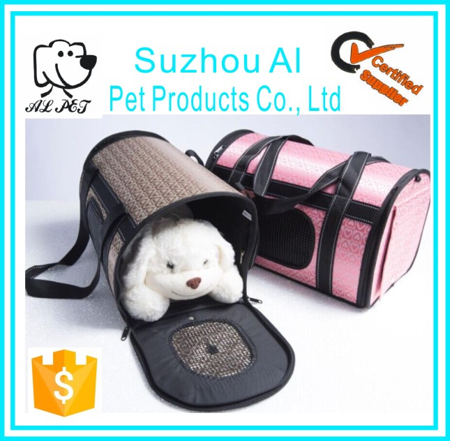 Pet Product High-quality Luxury Pet Carrier Outdoor Portable Travel Cat Dog Bag Carrier
