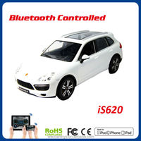 electric car toy 1 14 Android control bluetooth car porsche cayenne new car
