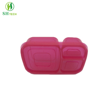 Custom Made Sealable Plastic Food Container