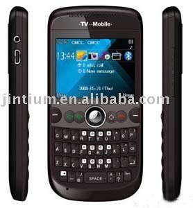 New Slim Qwerty Phone (E73 PRO)