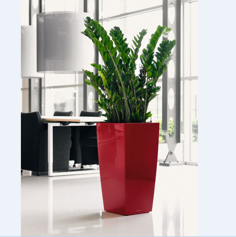 Alibaba Online Shopping PP Plastic Type Flower Pot Wholesale