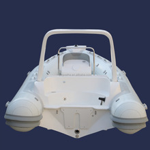 China 520 RIB Center Console Hypalon/PVC Fiber Inflatable Boat for Sale