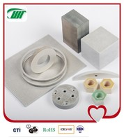 White /transparent Mica sheet for insulation resistance use