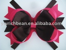 hair bows made ribbon,hair accessories