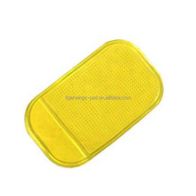 Adhesive silicone gel sticky pad anti-slip pad for wholesale