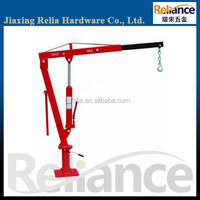 2000 LB Manual Hydraulic Truck Crane, Mounted Pickup Crane