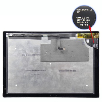 Best Price Grade A LCD Screen for Microsoft Surface Pro 3 V1.1 LCD Touch Screen Assembly