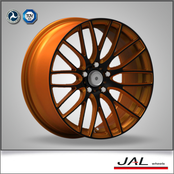 112*5 mm Made in China Quality Assured And Silver, Black or As your request Car <strong>Alloy</strong> Wheel