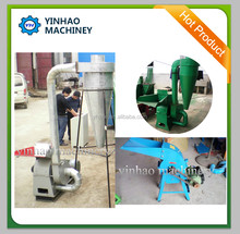 2017 High efficiency corn stalk crusher/small poultry feed corn maize grinding hammer mill/straw hay crushing machine
