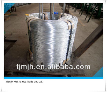 good quality, high-carbon galvanized steel wire