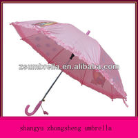 2013 hot sell carton children umbrella