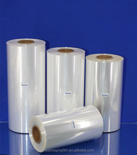 Center Folded POF Shrink Wrap Film for L sealer heat Shrink Packing Machine