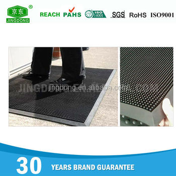 Soft Finger anti-fatigue Rubber comfort mat