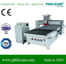 philicam cutting and engraving machine Wood High Accuracy and Long Service Time CNC Router1325