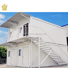 Beautiful modified luxury 40feet 20feet shipping container house for living home
