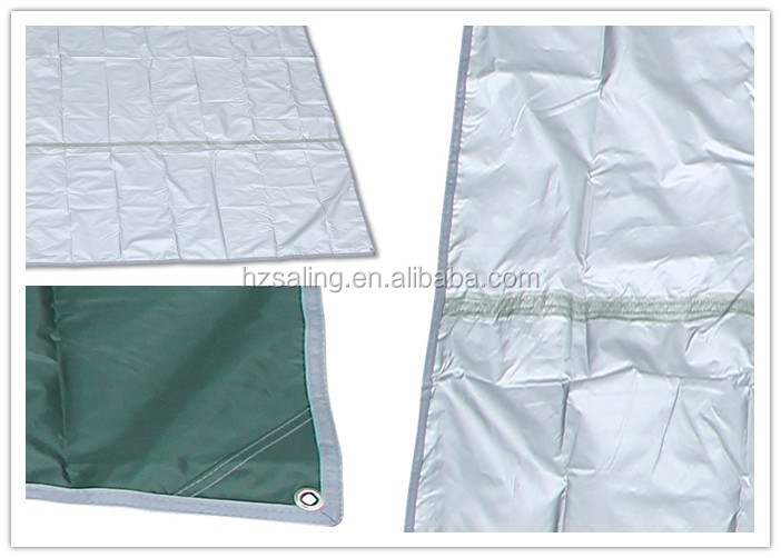 Portable Waterproof Travel Blanket Lightweight polyester Blanket for Outdoor Beach/Picnic