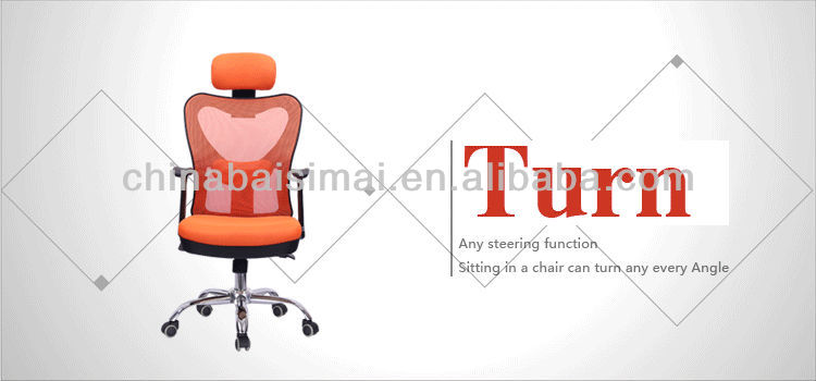 Swivel mesh office furniture executive chair office chair specification