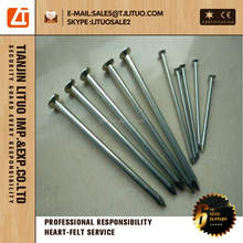 Q195 draw wire polished common nails