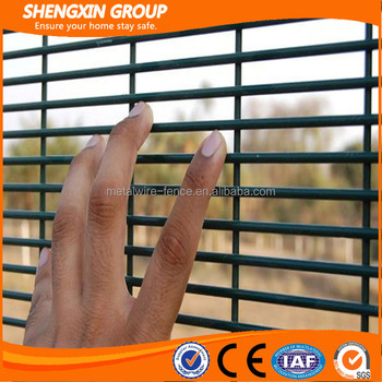 Super Quality 358 High Security Anti Climb Fence (Factory Price)